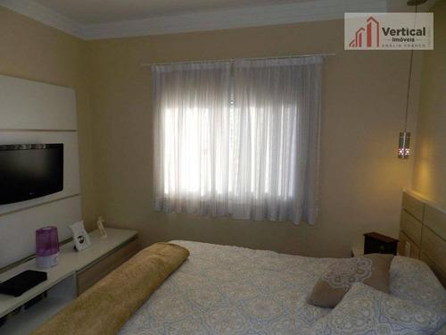 apartamento residencial à venda, anália franco, são paulo. - ap5601