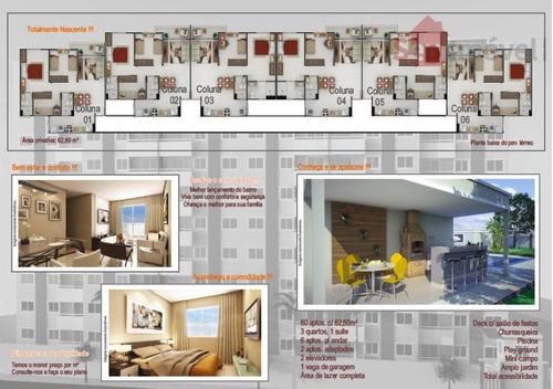 apartamento residencial à venda, antônio bezerra, fortaleza. - ap0795