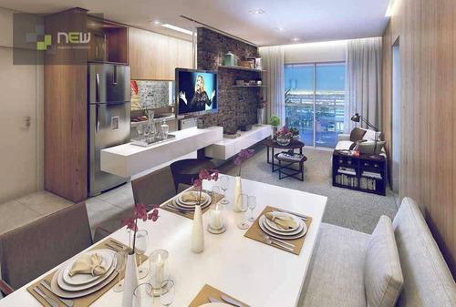 apartamento residencial à venda. - ap0898