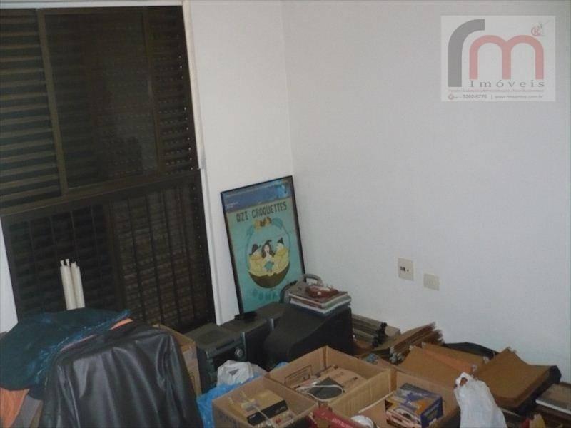 apartamento residencial à venda, aparecida, santos - ap0154. - ap0154