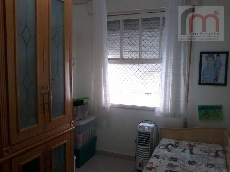 apartamento residencial à venda, aparecida, santos - ap0428. - ap0428
