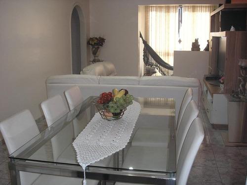 apartamento residencial à venda, aparecida, santos - ap0479. - ap0479