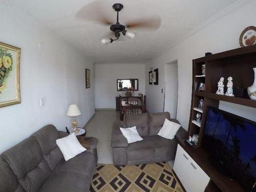 apartamento residencial à venda, aparecida, santos - ap0521. - ap0521