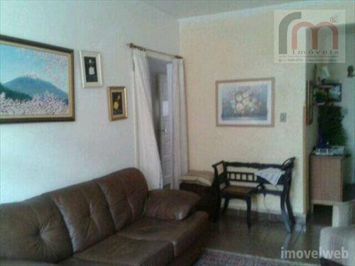 apartamento residencial à venda, aparecida, santos - ap0541. - ap0541