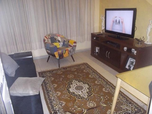 apartamento residencial à venda, aparecida, santos - ap0620. - ap0620