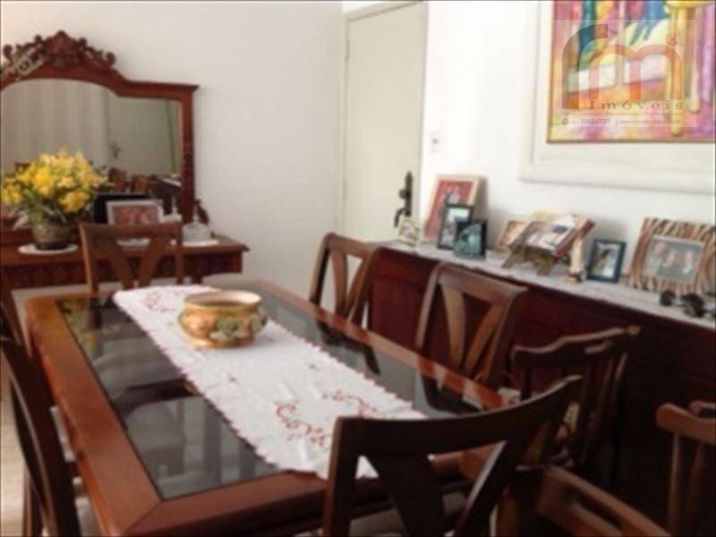 apartamento residencial à venda, aparecida, santos - ap0656. - ap0656