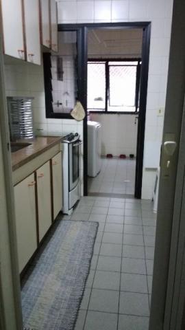 apartamento residencial à venda, aparecida, santos. - ap0677