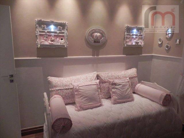 apartamento residencial à venda, aparecida, santos - ap0740. - ap0740