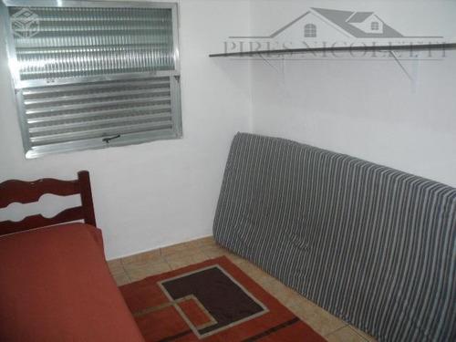 apartamento  residencial à venda, aparecida, santos. - ap1096