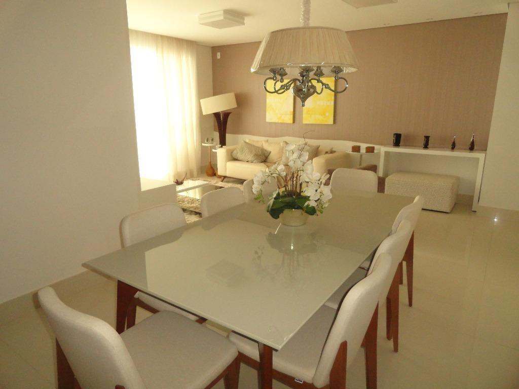 apartamento residencial à venda, aparecida, santos. - ap3294