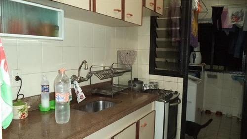 apartamento  residencial à venda, aparecida, santos - bs imóveis