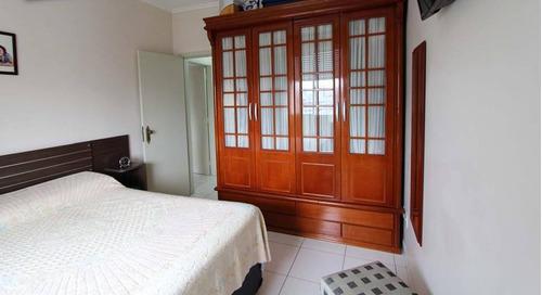 apartamento residencial à venda, aparecida, santos. - codigo: ap0439 - ap0439