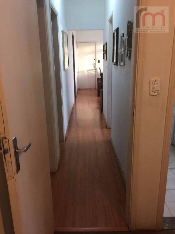 apartamento  residencial à venda, aparecida, santos. - codigo: ap1860 - ap1860