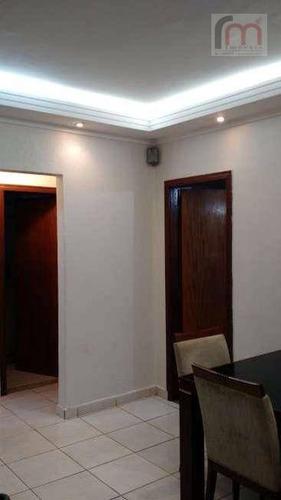 apartamento residencial à venda, aparecida, santos. - codigo: ap2159 - ap2159