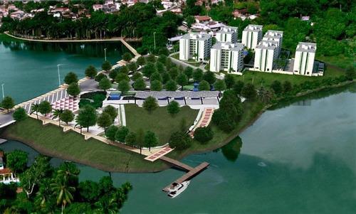 apartamento residencial à venda, apipucos, recife. - ap2089