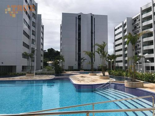 apartamento residencial à venda, apipucos, recife. - ap2640
