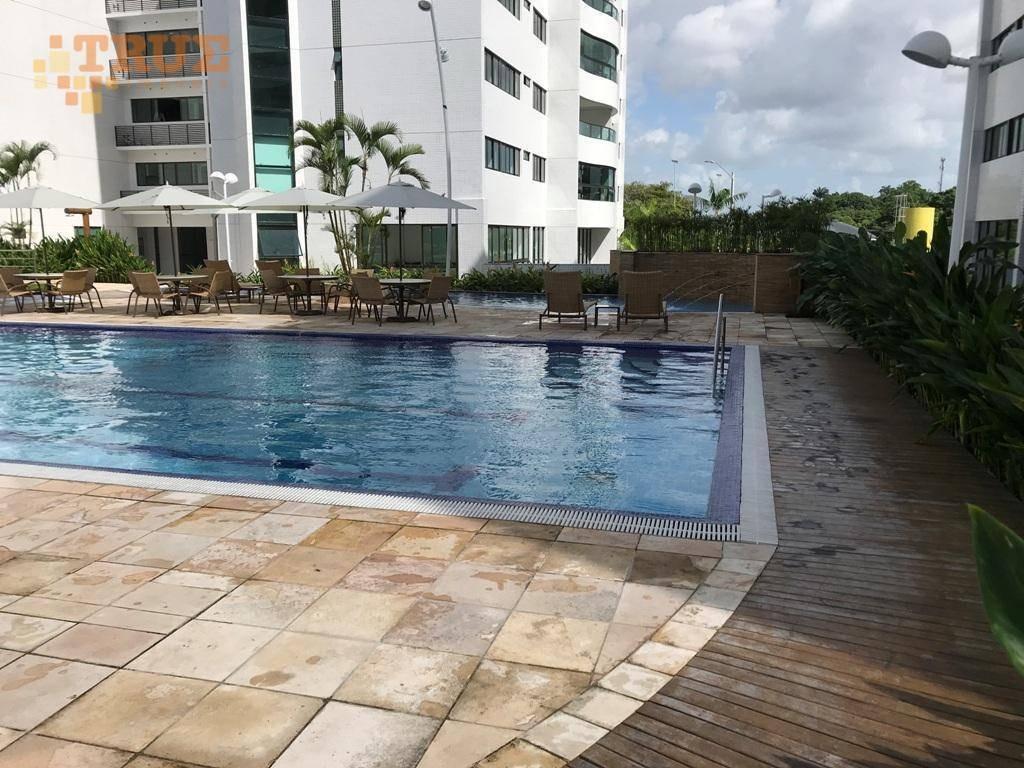 apartamento residencial à venda, apipucos, recife. - ap2667