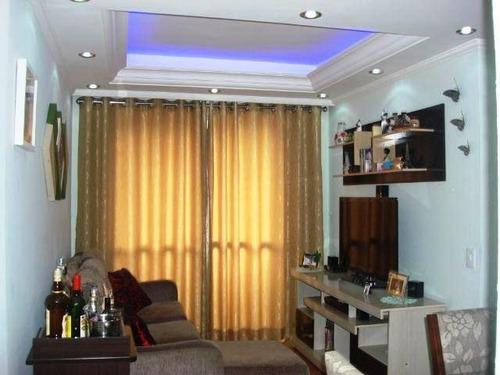 apartamento residencial à venda, aricanduva, são paulo. - ap7575