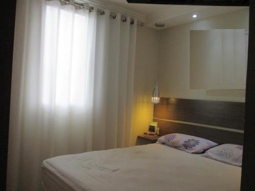 apartamento residencial à venda, aricanduva, são paulo. - ap7701