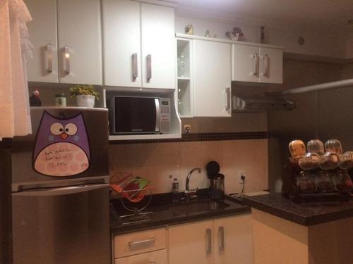 apartamento residencial à venda, aricanduva, são paulo. - ap7925