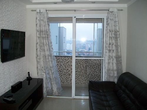 apartamento residencial à venda, aricanduva, são paulo. - ap8531