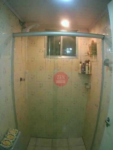 apartamento residencial à venda, artur alvim, são paulo. - ap8701
