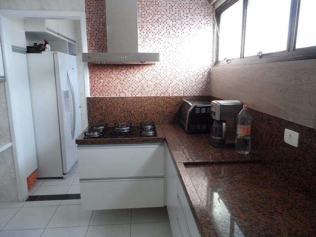 apartamento residencial à venda, astúrias, guarujá. - ap1027