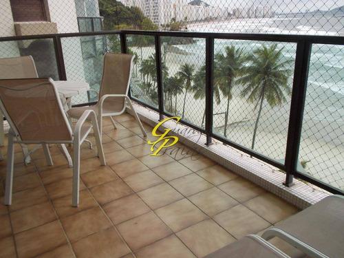apartamento residencial à venda, astúrias, guarujá - ap2402. - ap2402