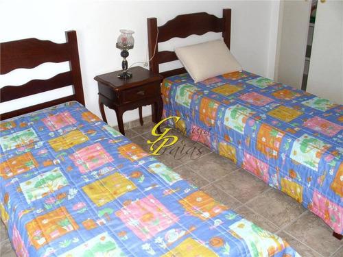 apartamento residencial à venda, astúrias, guarujá. - codigo: ap0972 - ap0972
