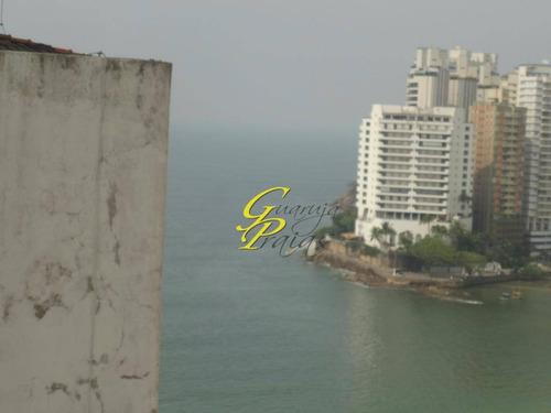 apartamento  residencial à venda, astúrias, guarujá. - codigo: ap2344 - ap2344