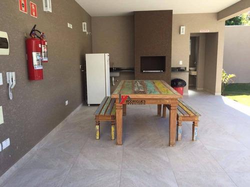 apartamento residencial à venda, atibaia jardim, atibaia. - ap0195