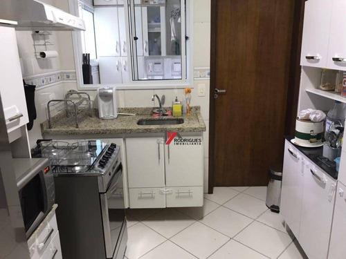 apartamento residencial à venda, atibaia jardim, atibaia. - ap0253