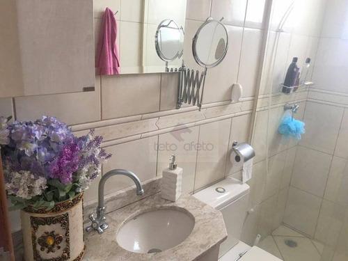 apartamento residencial à venda, atibaia jardim, atibaia. - ap0370