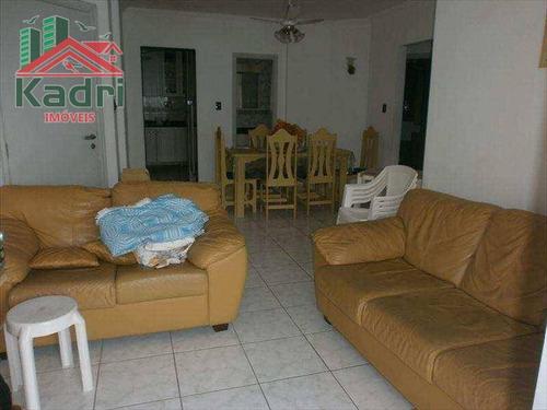 apartamento residencial à venda, aviação, praia grande. - ap0029
