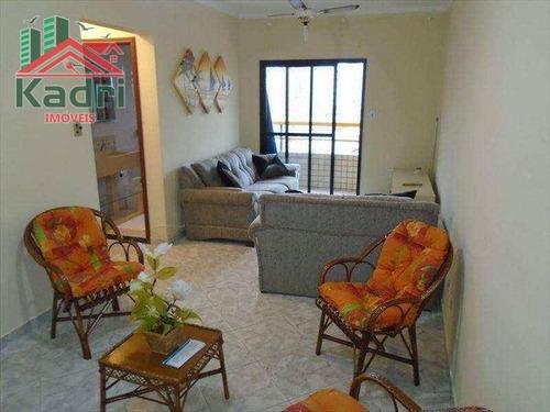 apartamento residencial à venda, aviação, praia grande. - ap0100