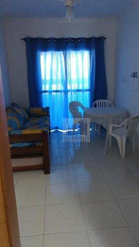 apartamento residencial à venda, aviação, praia grande. - ap0145