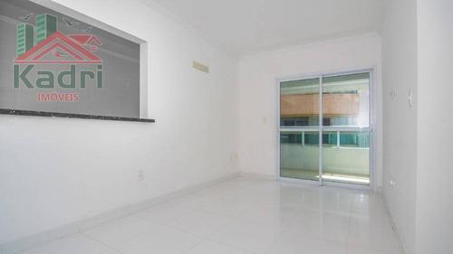 apartamento residencial à venda, aviação, praia grande. - ap0619
