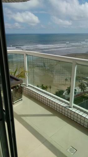 apartamento  residencial à venda, aviação, praia grande. - ap0653