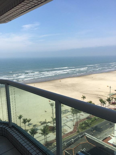 apartamento residencial à venda, aviação, praia grande. - ap0878
