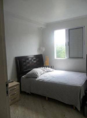 apartamento residencial à venda, baeta neves, são bernardo do campo. - ap1085