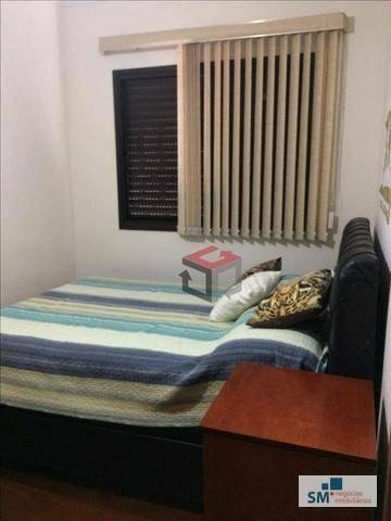 apartamento residencial à venda, baeta neves, são bernardo do campo. - ap1506
