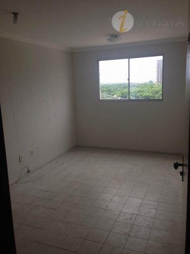 apartamento  residencial à venda, bairro dos estados cidade joão pessoa. - ap4047