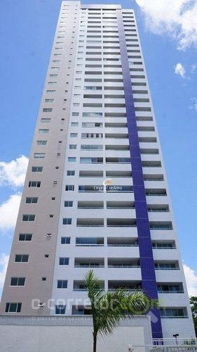 apartamento residencial à venda, bairro dos estados, joão pessoa. - ap0100