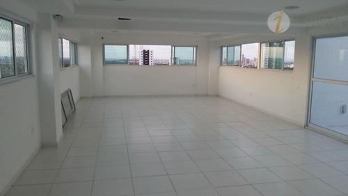 apartamento residencial à venda, bairro dos estados, joão pessoa - ap3157. - ap3157