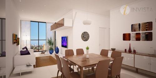 apartamento  residencial à venda, bairro dos estados, joão pessoa. - ap3784