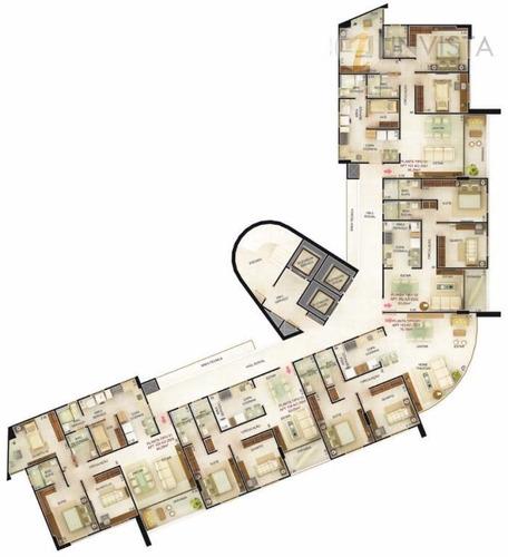 apartamento residencial à venda, bairro dos estados, joão pessoa. - ap4718