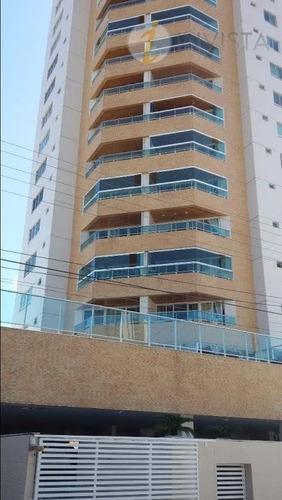apartamento  residencial à venda, bairro dos estados, joão pessoa. - ap4728