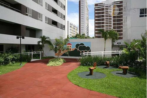 apartamento residencial à venda, bairro dos estados, joão pessoa - ap5486. - ap5486