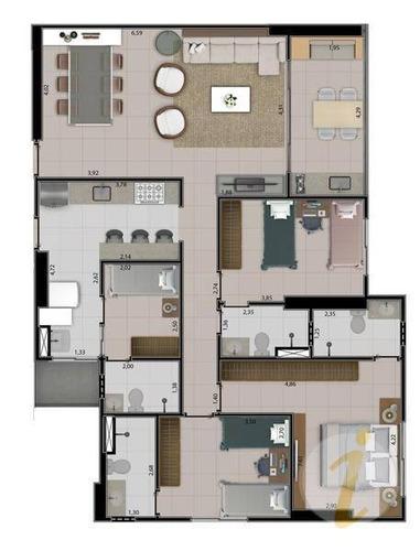apartamento residencial à venda, bairro dos estados, joão pessoa. - ap6019