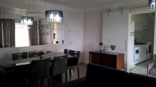apartamento residencial à venda, bairro jardim, santo andré. - ap1231